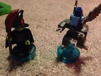 Lego dimensions fun pack the wizard of oz wicked witch of the west and flying monkey