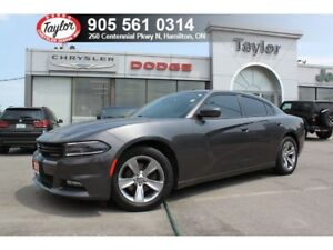2015 Dodge Charger SXT V6 w/Sunroof, Remote Start, Bluetooth