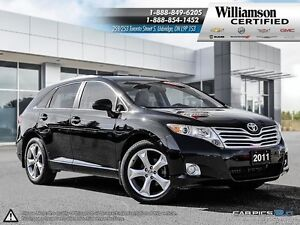 2011 Toyota Venza V6**ALLOY WHEELS**6 SPD AUTOMATIC