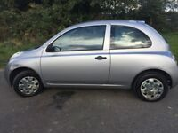 NISSAN MICRA S 2004 1.2 16V GEARBOX LOW MILES 2003-2007