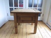 Side Table- Corona Pine