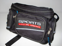 Oxford Lifetime Luggage Waist Bum Bag. Black. Brand new.