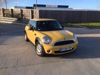2009 MINI HATCH 1.4 SERVICE HISTORY NEW MOT