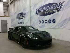 2015 Chevrolet Corvette Z06 W/ 650 HP/Manual Transmission