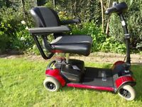 Go Go EliteTraveller Mobility Scooter