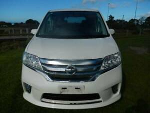NISSAN SERENA HIGHWAY STAR ( 7 & 8 Seats) ( 3160) Williamstown North Hobsons Bay Area Preview