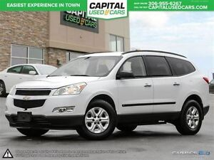 2010 Chevrolet Traverse LS *PST Paid *3rd Row Seating
