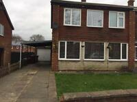 3 bed semi detached house to rent - Scunthorpe