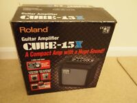 Roland Electric Guitar Amplifier