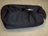 Delsey 66cm 'Sac De Voyage' trolley duffle bag - black