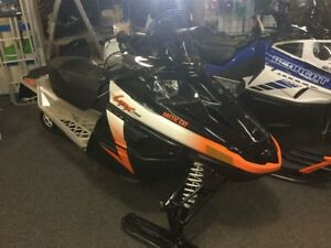 2017 Arctic Cat LYNX 2000 ES 0% Financing for 60 Months or 2 Yea