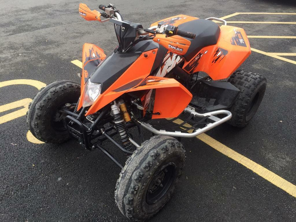 2008 ktm 525 xc quad road legal not 250 450 kxf crf in whiston merseyside gumtree. Black Bedroom Furniture Sets. Home Design Ideas