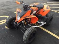 2008 Ktm 525 xc quad road legal not 250 450 kxf crf