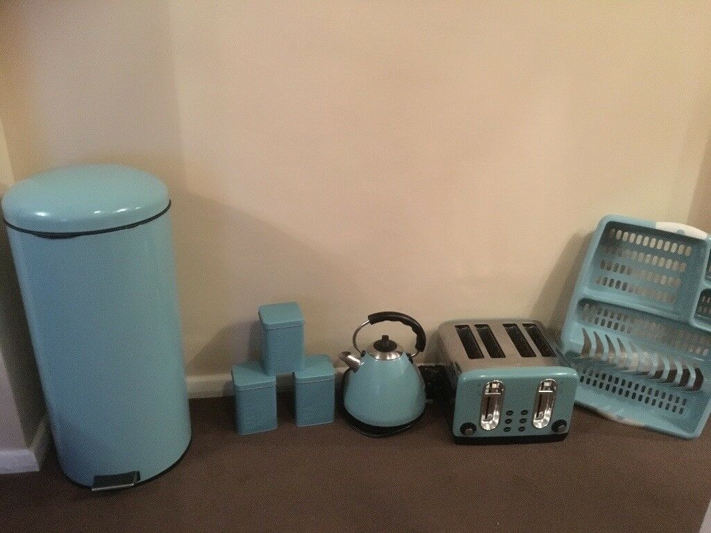 *** Matching Kitchenware and Accessories - Duck Egg Blue***