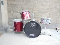 Drum Kit suitable for a child