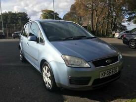 2006 (56 reg) Ford Focus C-Max 1.6 16v Style 5dr MPV LONG MOT 2 OWNERS FROM NEW 2 KEYS STUNNING!!