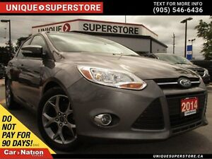 2014 Ford Focus SE | $140.10 BI-WEEKLY | POWER GROUP | HEATED SE