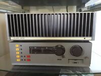 Vintage Classic Hi Fi System Quad 44 pre amp and 405 power amp and mission 727 speakers