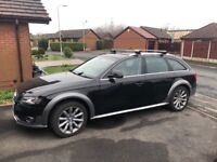A4 Audi Allroad 2.0 TDi Quattro 5dr with Roof Box + Extra Snow Tyres