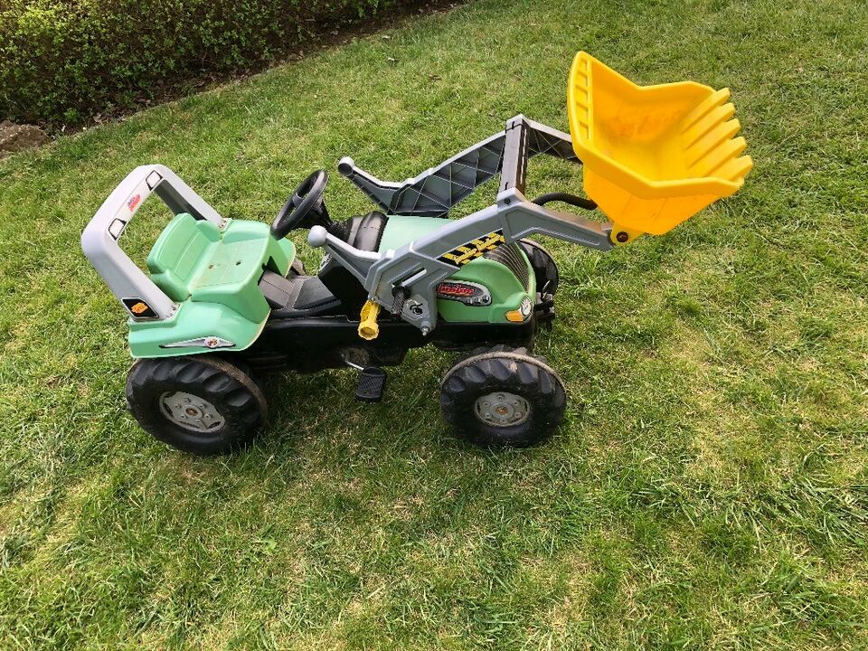 Trettraktor rolly toys junior mit Frontlader in Neuberg