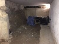 Builder needed for basic basement conversion