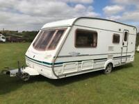 Abbey Safari 525 s, with large solar panel, CRIS registered, lovely condition