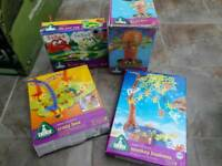 3 ELC games (Crazy Bees, Monkey Business, Honey Bee Tree & Lily Pad Add)