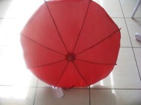 Sun umbrella/parasol/sun shade