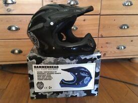 Full Face Helmet M/L in excellent condition