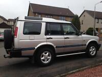 Land Rover discovery td5 swap large crew van Vivaro/transit