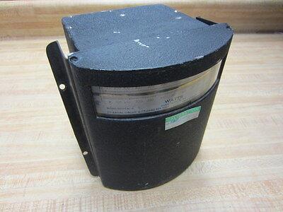 Sensitive Research Pdwew-5 Watt Meter Pdwew5 Vintage No. 701896