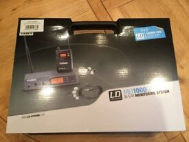 LD MEI1000 G2 Wireless In-Ear Monitoring System - Almost New