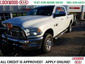 2011 Dodge Ram 2500 HD TURBODIESEL - LARAMIE, SNOWPLOW, LOADED!!