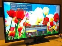 """PANASONIC 50"""" Full HD 1080p LED TV (delivery available)"""