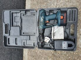 spares or repairs black and decker 18v battery drill