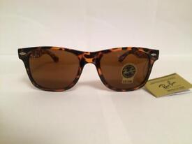 Ray Ban Wayfarer Sunglasses RB2140 (tortoiseshell brown)