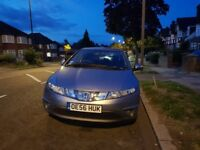 Honda Civic 1.2 petrol car in a good condition with a few scratches for sale