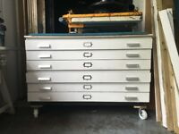 Large Plan Chest. Great Condition, huge drawer size. FREE!!!