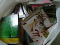 Various CD's - different artists