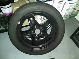 Barum Tyre 225/50 R17+Wheel