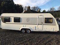Knaus Sport 700 6/7 berth caravan