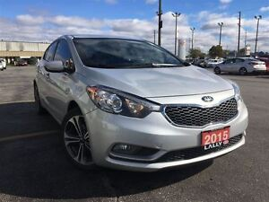 2015 Kia Forte EX  $57/week, $0 down, OAC, includes HST & Licens