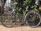 Vintage bicycle - Ladies single speed Raleigh