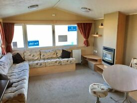 Bargain static caravn for sale on Northumberland Coastline. Contact Jack!