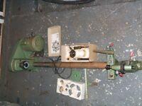 """Multico 12"""" 5 Speed Wood Turning Lathe Model No. WL37"""