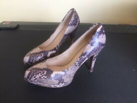Nine West size 6 shoes