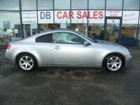 RARE !! 2005 05 NISSAN SKYLINE 3.5 V6 GT-R 2D COUPE **** GUARANTEED FINANCE **** PART EX WELCOME