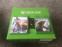 Xbox one console, 500gb