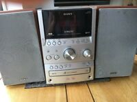 sony cd radio