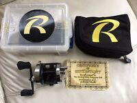 Rocket Reel Company TG-F1 - 2012 Edition Mint As NEW